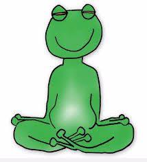 mindfulness voor kids-mediterende-kikker