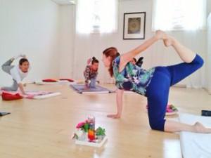 Kinderyoga opleiding_lesdag-oefenen
