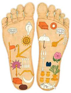 Opleiding ayurvedische massage voeten