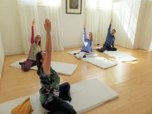 yoga les - anandayogacentrum.nl
