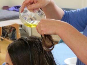 opl. ayurvedische massage